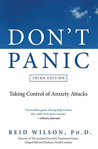 9780061582448: Don't Panic: Taking Control of Anxiety Attacks