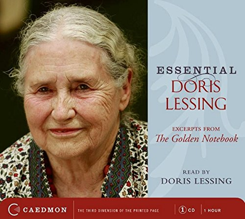 9780061582462: Essential Doris Lessing CD: Excerpts from The Golden Notebook Read by the Author