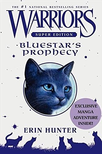 9780061582479: Warriors Super Edition: Bluestar's Prophecy