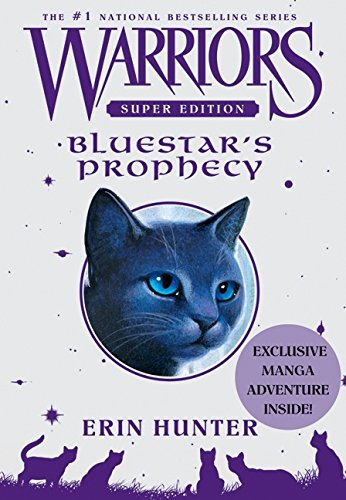 9780061582493: Warriors Super Edition: Bluestar's Prophecy