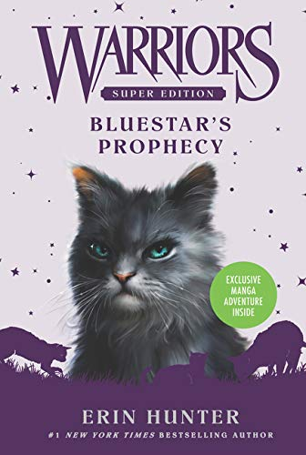 9780061582509: Warriors Super Edition: Bluestar's Prophecy