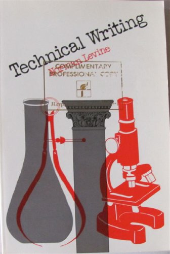 9780061604225: Technical writing