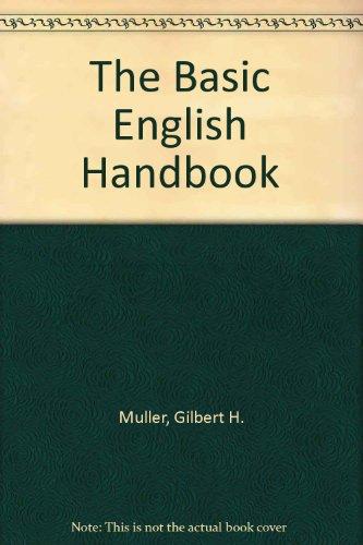 9780061604249: The Basic English Handbook