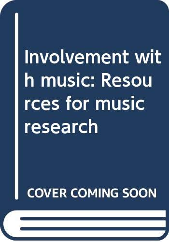 9780061610110: Involvement with music: Resources for music research