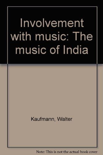 9780061610165: Involvement with music: The music of India