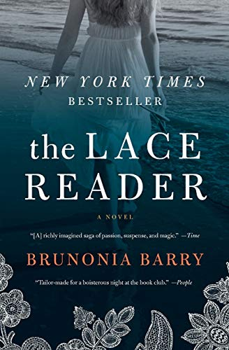 9780061624773: The Lace Reader: A Novel