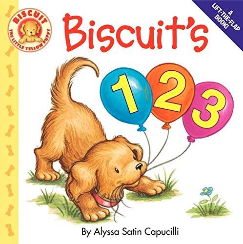 9780061625237: Biscuit's 123