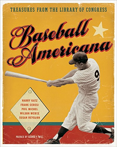 9780061625459: Baseball Americana: Treasures from the Library of Congress