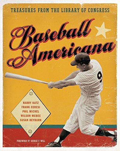 9780061625466: Baseball Americana: Treasures from the Library of Congress