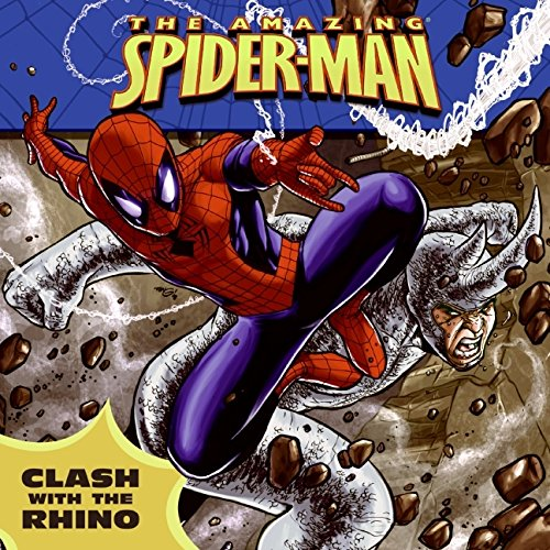 9780061626111: Clash with the Rhino (Spider-Man)