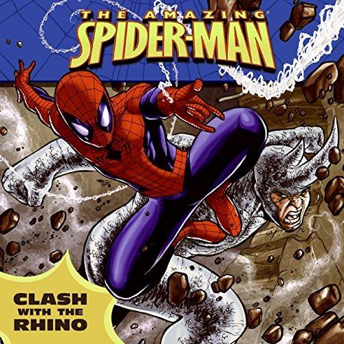 9780061626111: Spider-Man: Clash with the Rhino (Amazing Spider-Man (Paperback Unnumbered))
