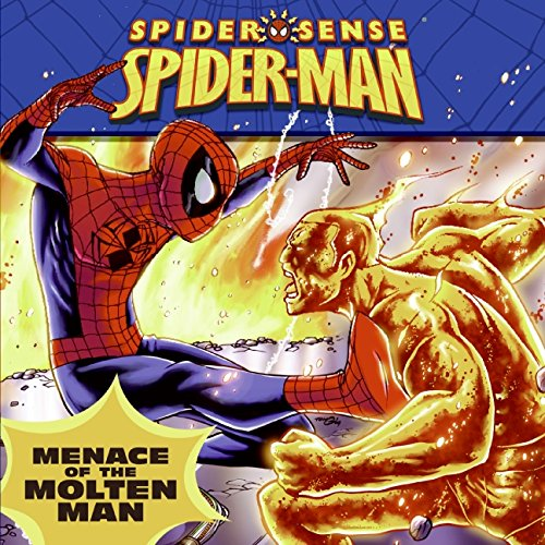 9780061626128: Spider-Man: Menace of the Molten Man (Spider-Man (HarperCollins))