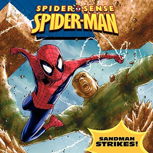 9780061626135: Spider-Man: Sandman Strikes! (Spider Sense Spider-Man)