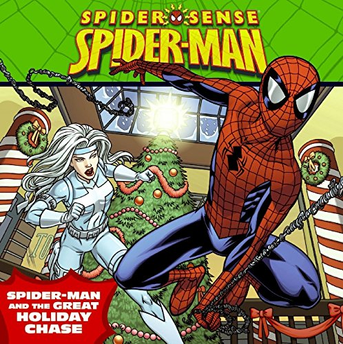 9780061626166: Spider-Man: Spider-Man and the Great Holiday Chase (Spider-Sense Spider-Man)