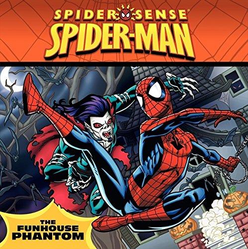 9780061626173: Spider-Man: Funhouse Phantom (Spider Sense Spider-Man)