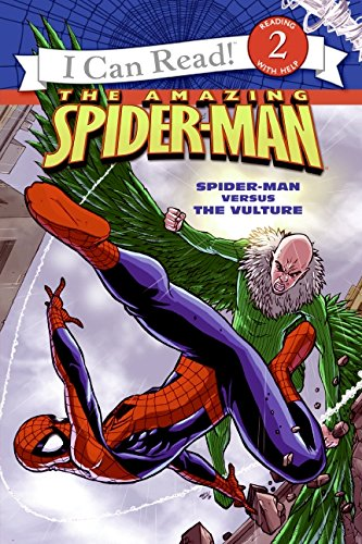 9780061626180: Spider-Man: Spider-Man versus the Vulture (I Can Read - Level 2 (Quality))