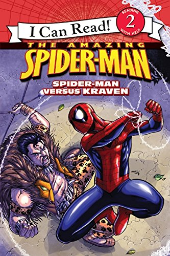 9780061626197: Spider-Man Versus Kraven (I Can Read! Reading with Help: Level 2)