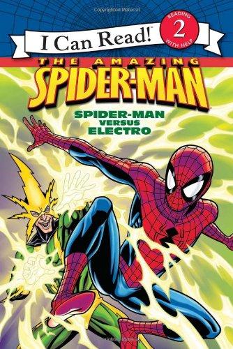 9780061626210: Spider-Man Versus Electro (Amazing Spider-Man (Paperback Unnumbered))