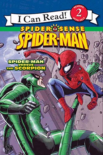 9780061626234: Spider-Man: Spider-Man versus the Scorpion (I Can Read - Level 2 (Quality))