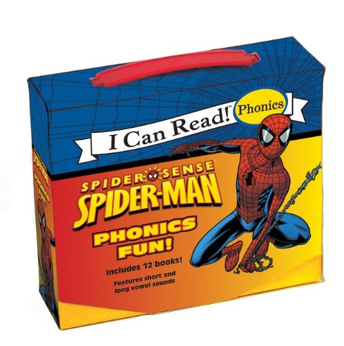 9780061626241: Spider-Man: Spider-Man Phonics Fun (I Can Read Books: My First)