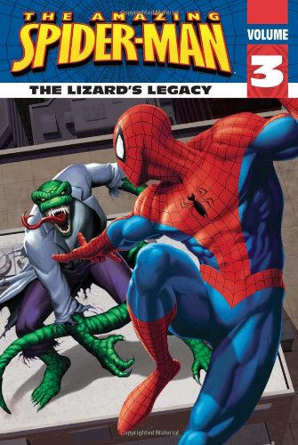 9780061626272: Spider-Man: The Lizard's Legacy