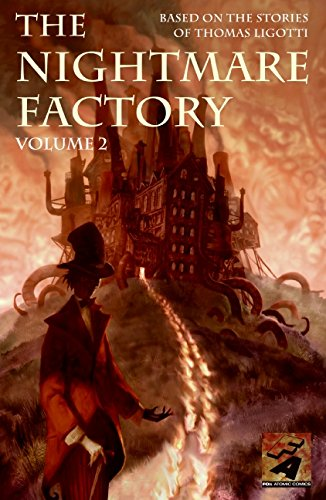 9780061626364: The Nightmare Factory, Volume 2: Based on the Stories of Thomas Ligotti
