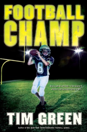 9780061626890: Football Champ (Football Genius)