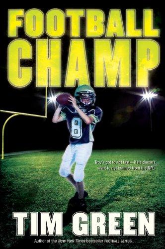 9780061626906: Football Champ (Football Genius)