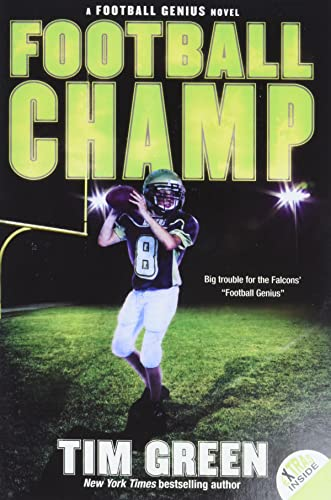 9780061626913: Football Champ (Football Genius)