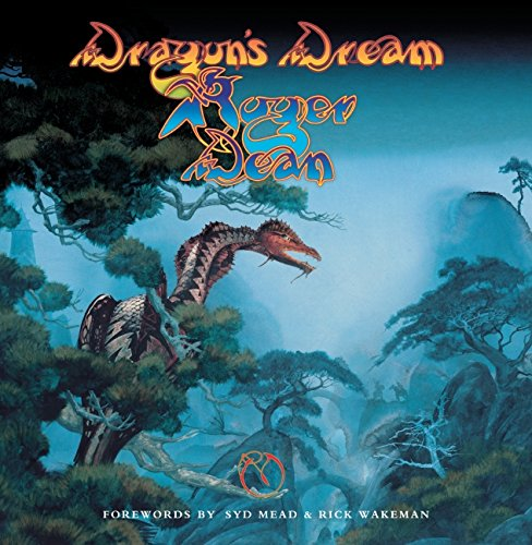 9780061626975: Dragon's Dream: Roger Dean