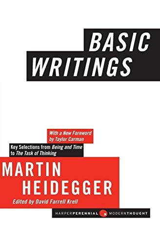 9780061627019: Basic Writings