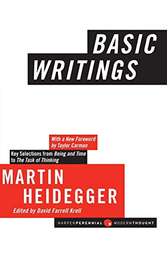 Basic Writings: From Being and Time to: Heidegger, Martin; Krell,
