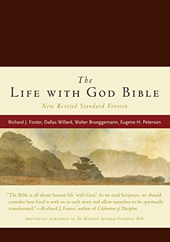 9780061627644: The Life with God Bible (A Renovare Resource)