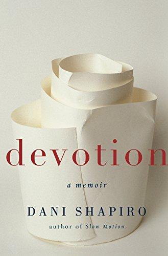 9780061628344: Devotion: a memoir