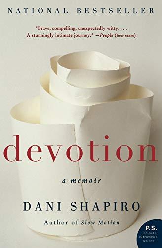 9780061628351: Devotion: A Memoir