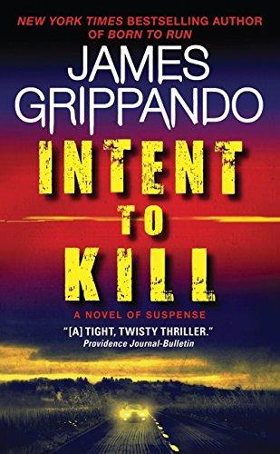9780061628696: Intent to Kill: A Novel of Suspense