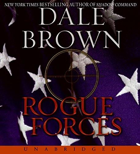 9780061629501: Rogue Forces Unabridged CD