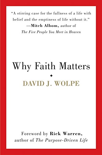 9780061633348: Why Faith Matters