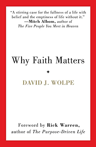 9780061633355: Why Faith Matters