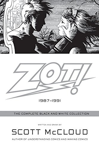 9780061645129: Zot!: The Complete Black-and-white Stories: 1987-1991