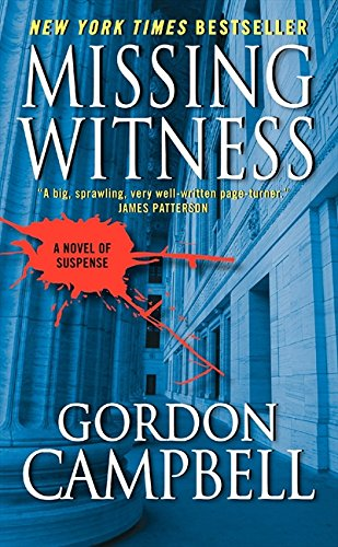 9780061646638: Missing Witness