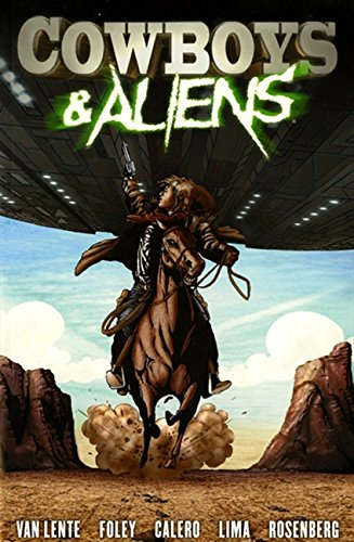 9780061646652: Cowboys and Aliens