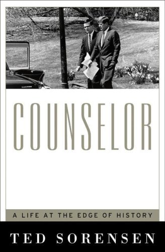9780061647857: Counselor: A Life at the Edge of History