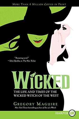 9780061649424: Wicked: The Life and Times of the Wicked Witch of the West (Wicked Years (Large Print))