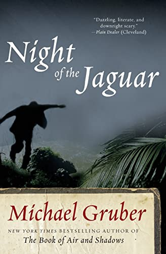 9780061650727: Night of the Jaguar: A Novel (Jimmy Paz)