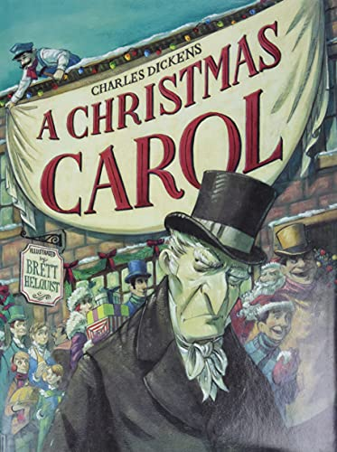 9780061650994: A Christmas Carol