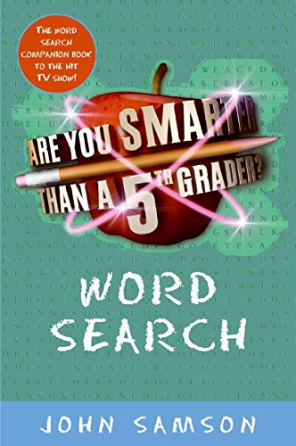 9780061651557: Are You Smarter Than a Fifth Grader? Word Search