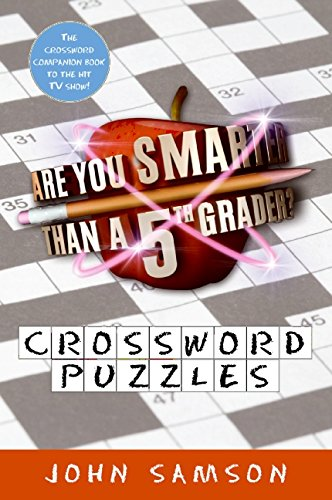 9780061651564: Are You Smarter Than a Fifth Grader? Crossword Puzzles