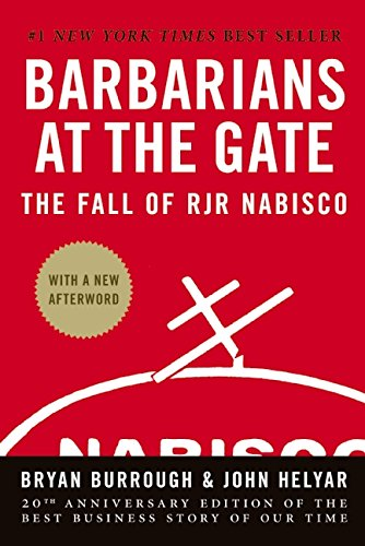 9780061655548: Barbarians at the Gate: The Fall of RJR Nabisco