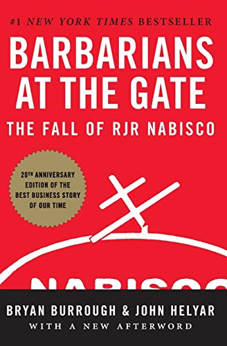 9780061655555: Barbarians at the Gate: The Fall of RJR Nabisco